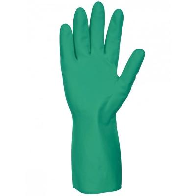Gant de protection chimique nitrile