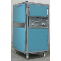 Conteneur isotherme 450 litres pâtissier