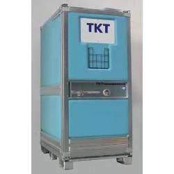 Conteneur isotherme 1070 litres