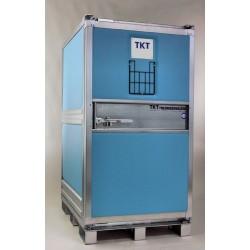 Conteneur isotherme 1270 litres