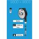Équilibreur à câble INOX de 0.2 à 3 kg