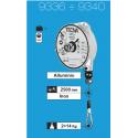 Équilibreur à câble INOX de 2 à 14 kg