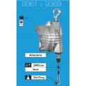 Équilibreur à câble INOX de 10 à 75 kg