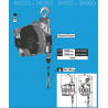 Équilibreur à câble INOX de 100 à 180 kg