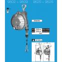 Équilibreur à câble INOX de 20 à 100 kg