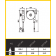 Equilibreur de charge ATEX 0.4 à 3 kg