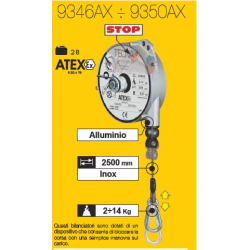 Equilibreur charge ATEX avec frein