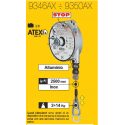 Equilibreur charge ATEX avec frein 2 à 14 kg