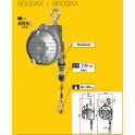 Equilibreur de charge ATEX 20 à 100 kg
