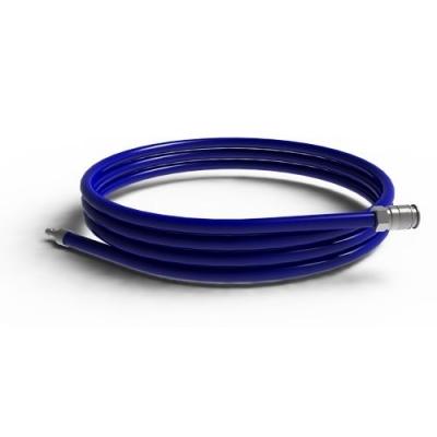 Flexible 10 m Bleu 25 bar
