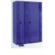 Armoire à casiers électrique