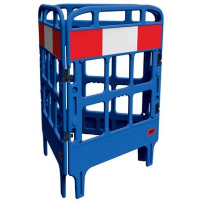 Barrière de protection polyéthylène 3 portes
