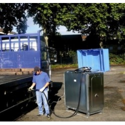Station complète pro 1000 litres fuel / gasoil
