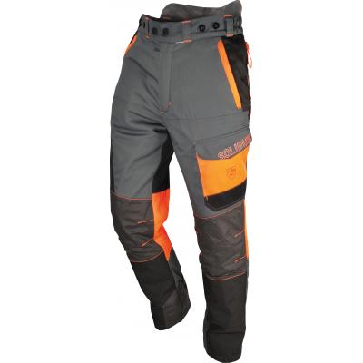 Pantalon de bûcheron très solide et très confort Gris