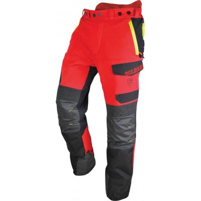 Pantalon de bûcheron extremement flexible Devant