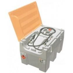 Capot de protection pour station easy mobil 430 litres