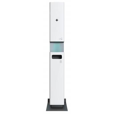 Station d'hygiène automatique mobile