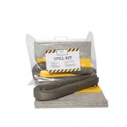 Kit pour déversements universel - sac à fermeture clipsée