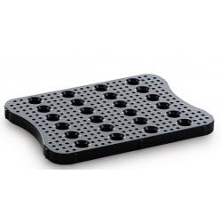 Caillebotis noir 10 L
