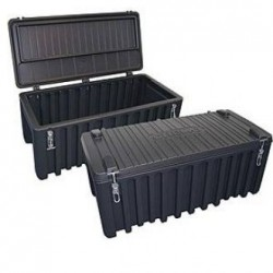 Box outillage 250 litres noir