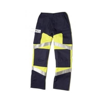 Pantalon ATEX haute visibilité