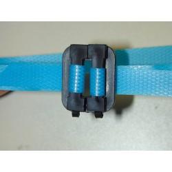 Boucle pour cerclage polypropylène 12 mm