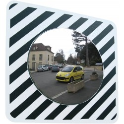 Miroir routier rond 600