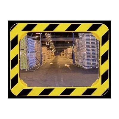 Miroir routier sécurité circulation
