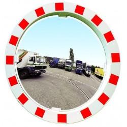 Miroir travaux public routier PAS