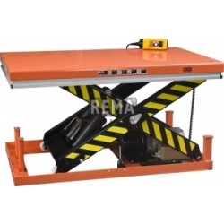 Table elevatrice fixe 1000 kg