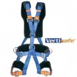 Harnais d'antichute Vertisafe PN56 5 points ancrage dorsal et sternal