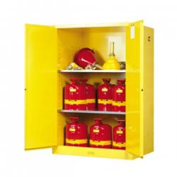 armoire produit inflammable