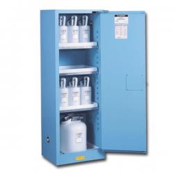 Armoire de sécurité pour produits corrosifs 86 L