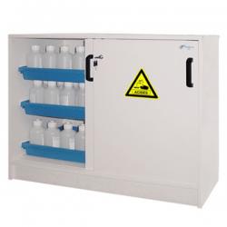armoire de stockage de produits chimiques