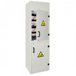 Armoire verticale acides-solvants sans ventilateur 110 L