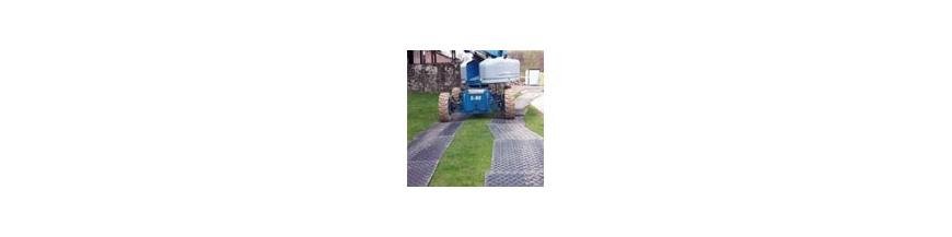 Plaque de roulage | Découvrez nos plaques de protection des sols