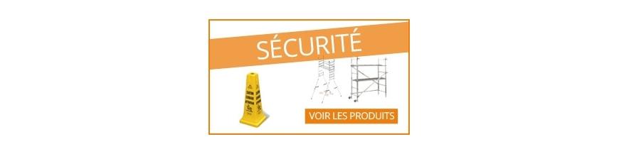Sécurité et équipements des locaux
