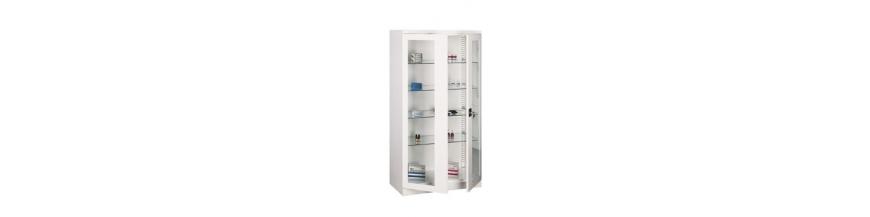 armoires médicales sécurisée pour médicaments